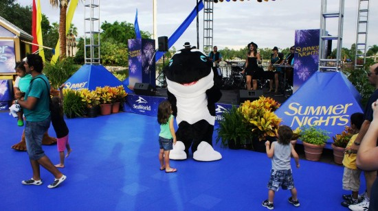 SeaWorld Orlando Summer Nights.