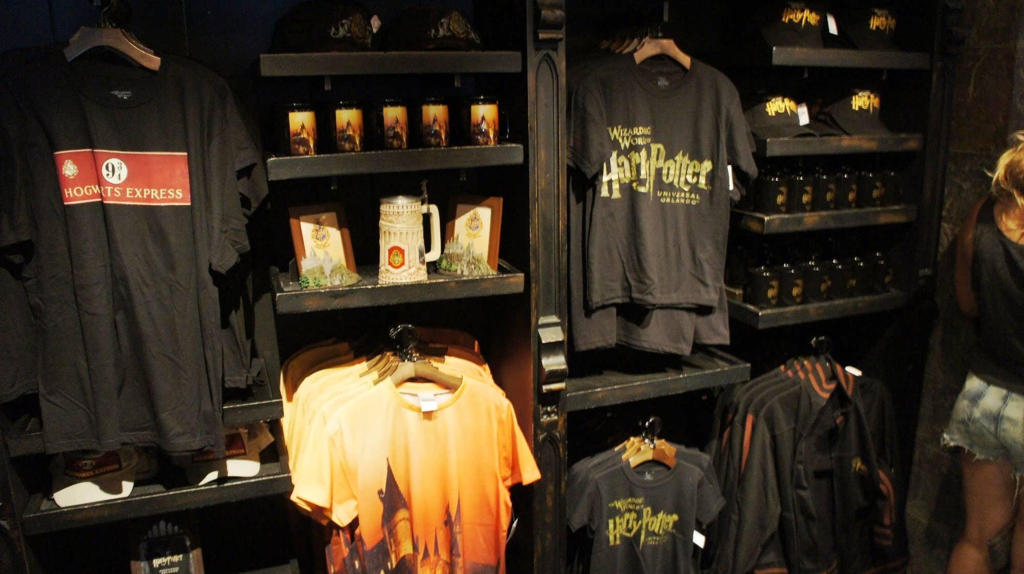 Filch's Emporium inside The Wizarding World of Harry Potter - Hogsmeade.