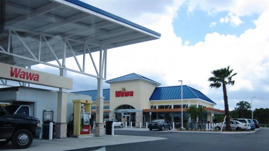 Wawa on Central Florida Parkway in Orlando.