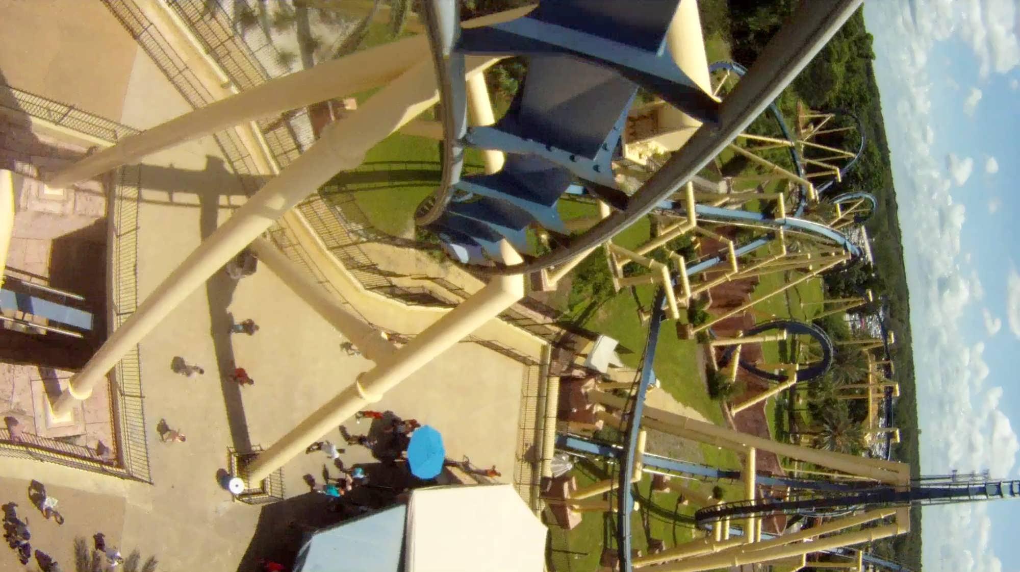 Busch Gardens Coaster Experience Tour Central Florida 39 S