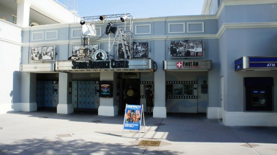 Lost and Found at Universal Studios Florida.