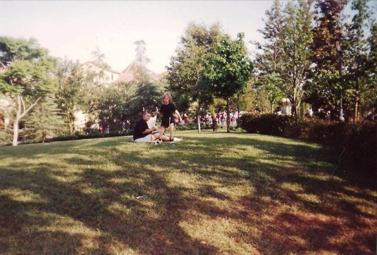 Central Park - 1992.