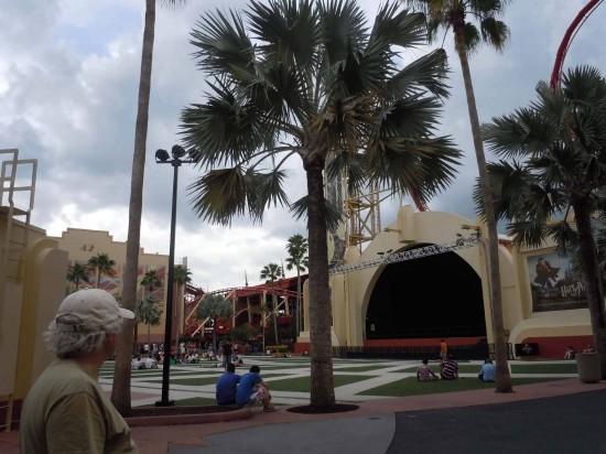 Universal Music Plaza - 2012.
