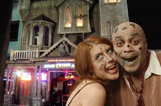 An Old Town Halloween.