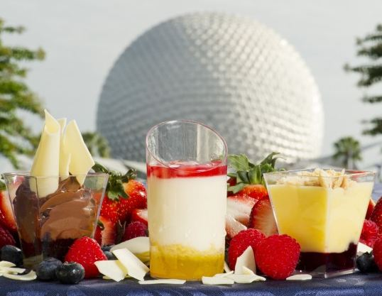 17th Epcot International Food & Wine Festival Sep 28 - Nov 12.