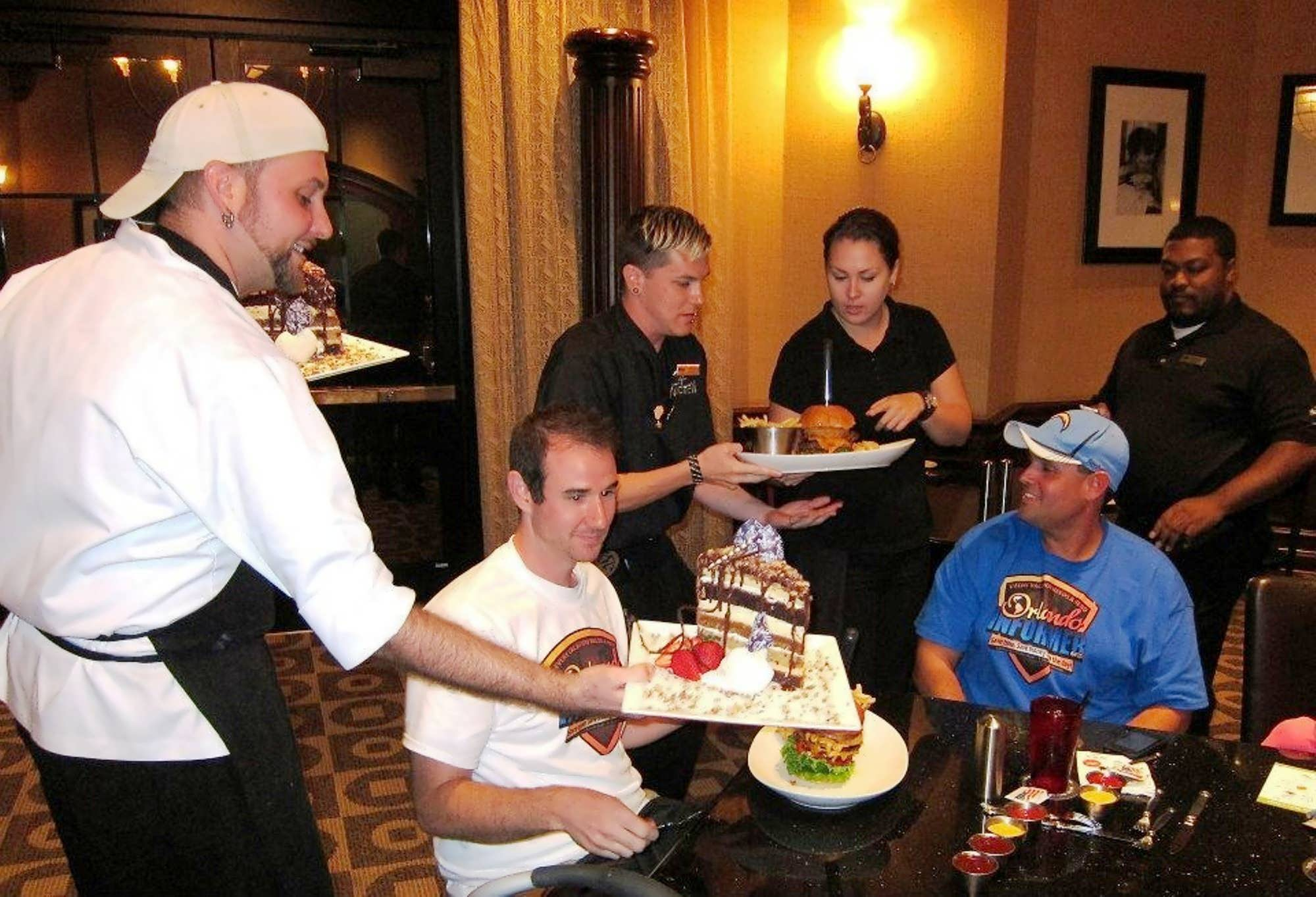 The Kitchen Sink Challenge At Universal S Hard Rock Hotel How Much
