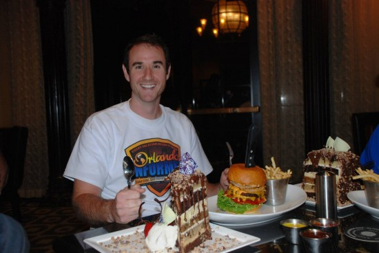 Universal Orlando Extreme Eats: The Kitchen Sink Challenge.