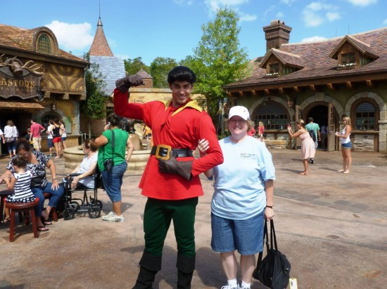 OI contributor Maureen at New Fantasyland.