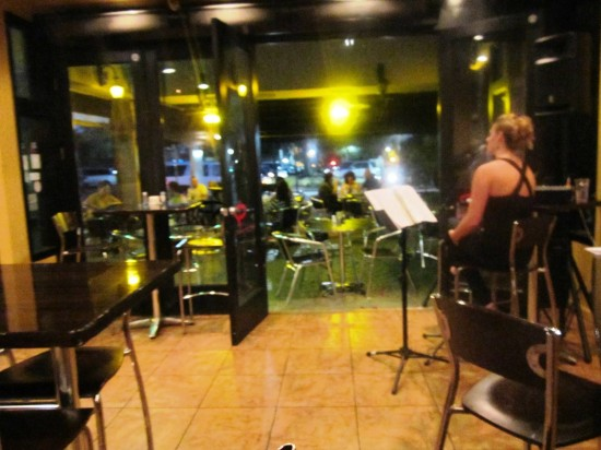 Press 101 Sandwich & Wine Bar.