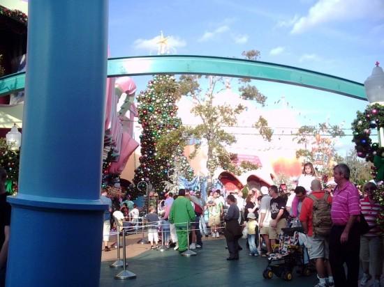 Grinchmas at Seuss Landing - 2001.