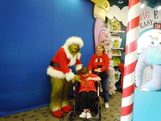 Grinchmas at Seuss Landing - 2012.
