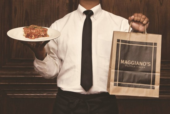 Maggiano's Little Italy.
