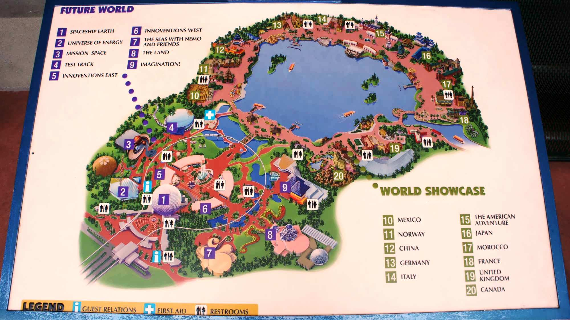 Epcot turns 30: Celebrating the original spirit of the world's most ...