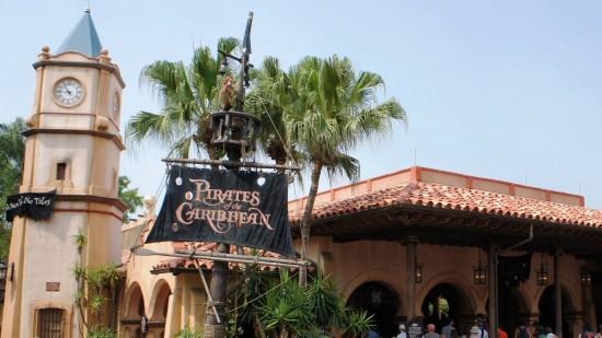 Disney's Magic Kingdom - Adventureland.