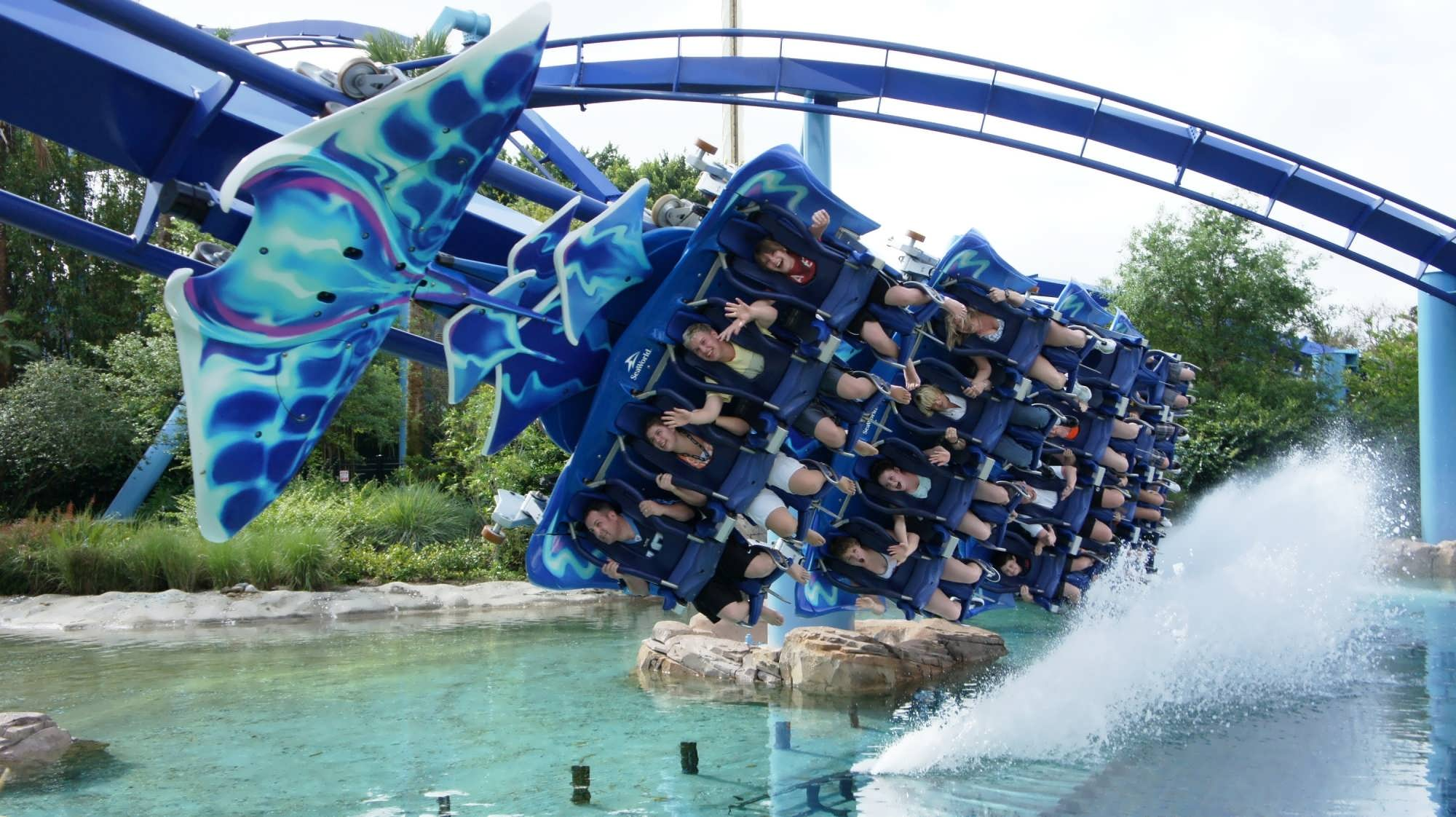 Mall Of Georgia >> SeaWorld Orlando: Fun, refreshing and a thrill for all ages