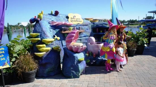 SeaWorld Spooktacular.