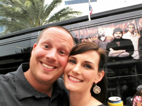 Zac Brown Band at Amway Center - October 27, 2012: Just getting started.