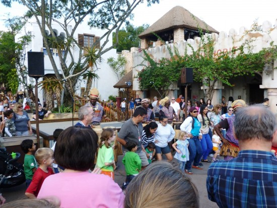 Disney's Animal Kingdom trip report - November 2012.