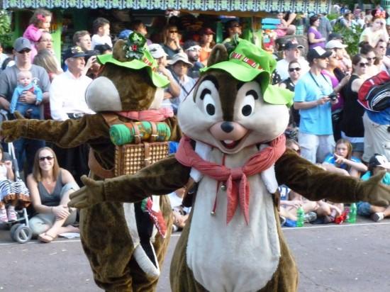 Disney's Animal Kingdom trip report - November 2012.