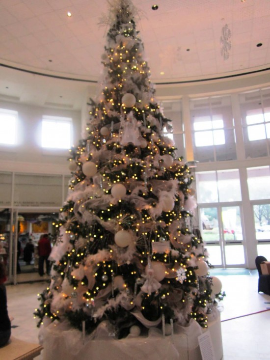 Festival of the Trees at Orlando Museum of Art.