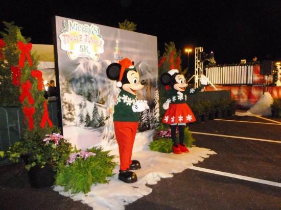 Jingle Jungle 5K at Disney's Animal Kingdom.