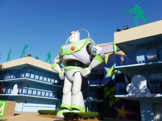 Disney's All-Stars Movie Resort.