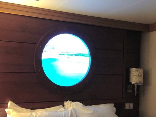 Disney Fantasy cruise ship.