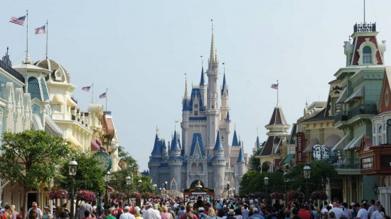 Magic Kingdom at Walt Disney World.