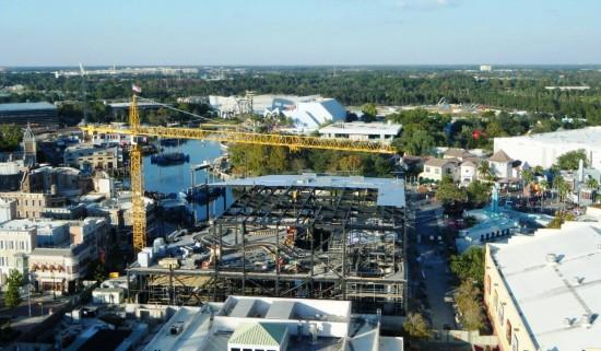 Transformers construction site.