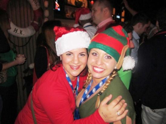 12 Bars of Christmas Annual Pub Crawl.