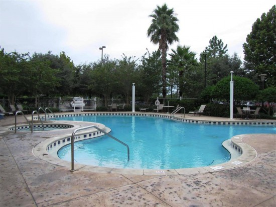 Hilton Garden Inn Orlando at SeaWorld.