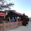 Christmas Shopping at Downtown Disney.