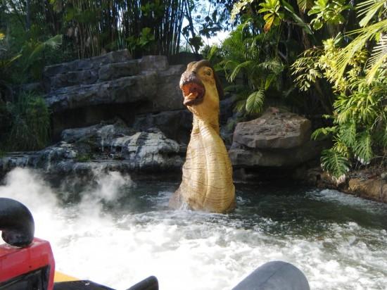 Islands of Adventure trip report - December 2012.