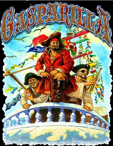 Gasparilla Pirate Fest.