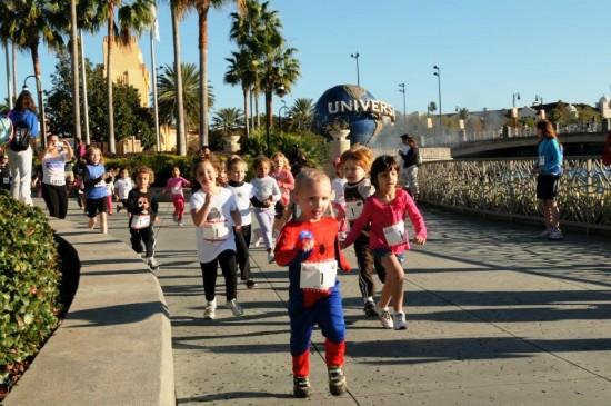 Dick Batchelor Run for the Children.