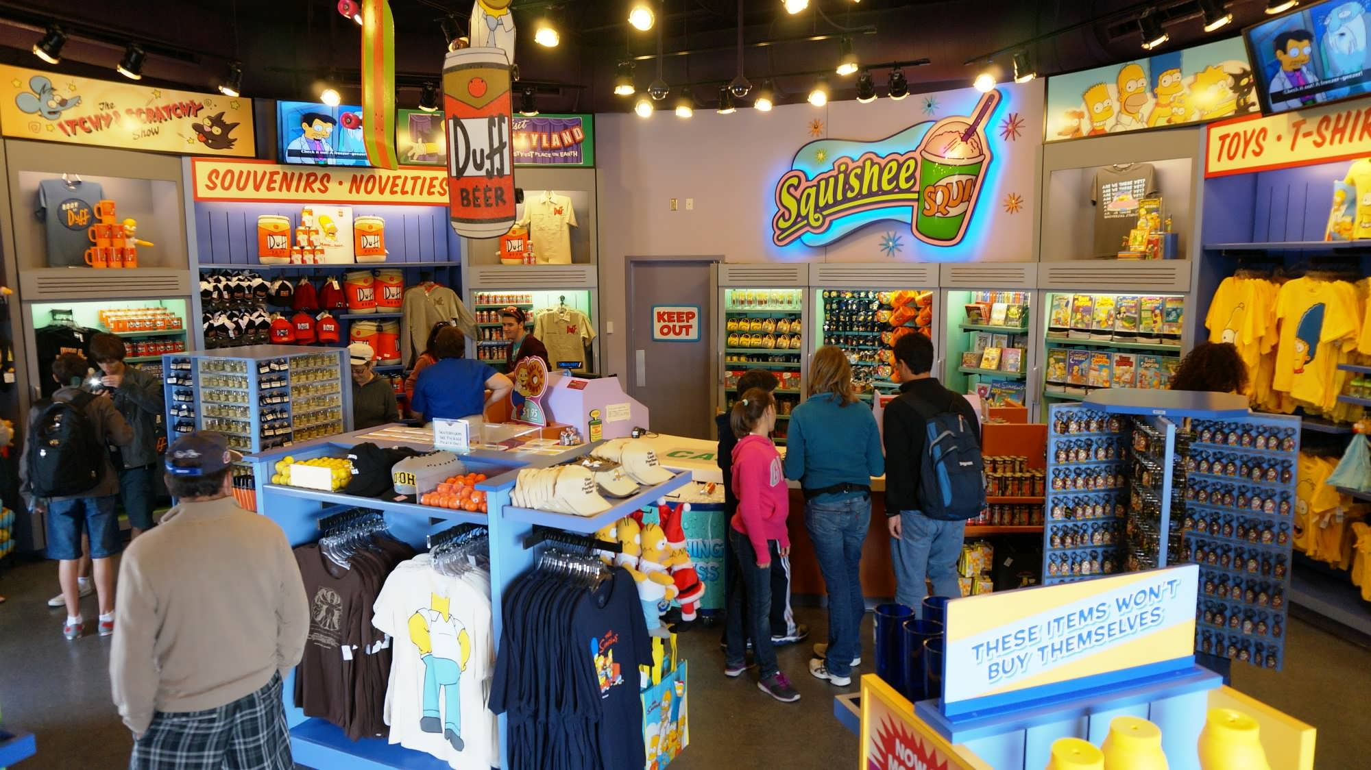 THE BIG 5: Top five gift shops at Universal Orlando