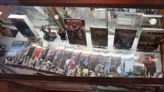 Terminator 2: 3-D gift shop at Universal Studios Florida.