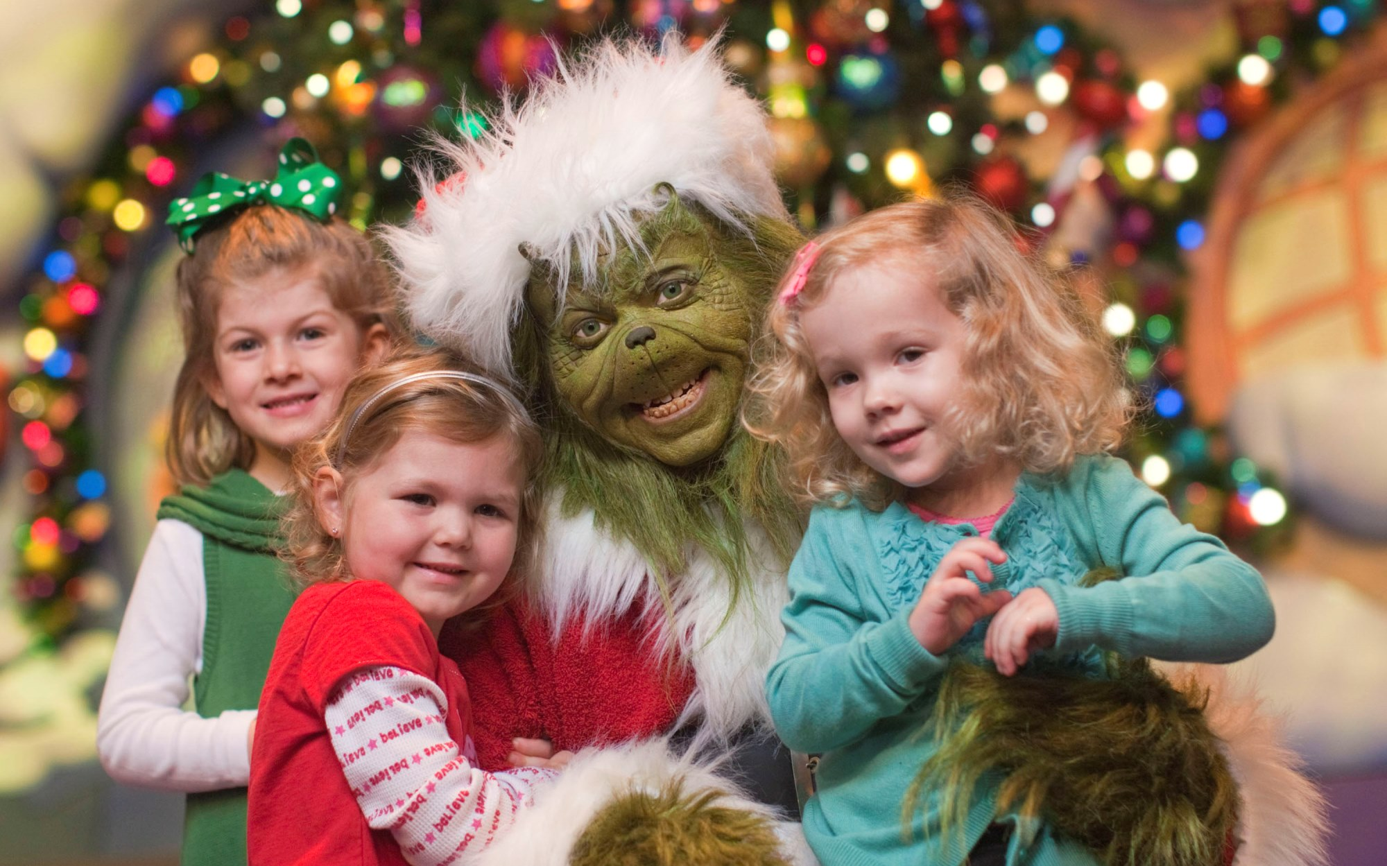 How The Grinch Stole Christmas Movie Characters.Celebrate The Holidays At Universal Orlando 2019 Guide