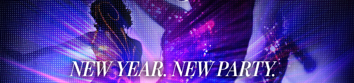 Universal Orlando New Year's Eve 2013