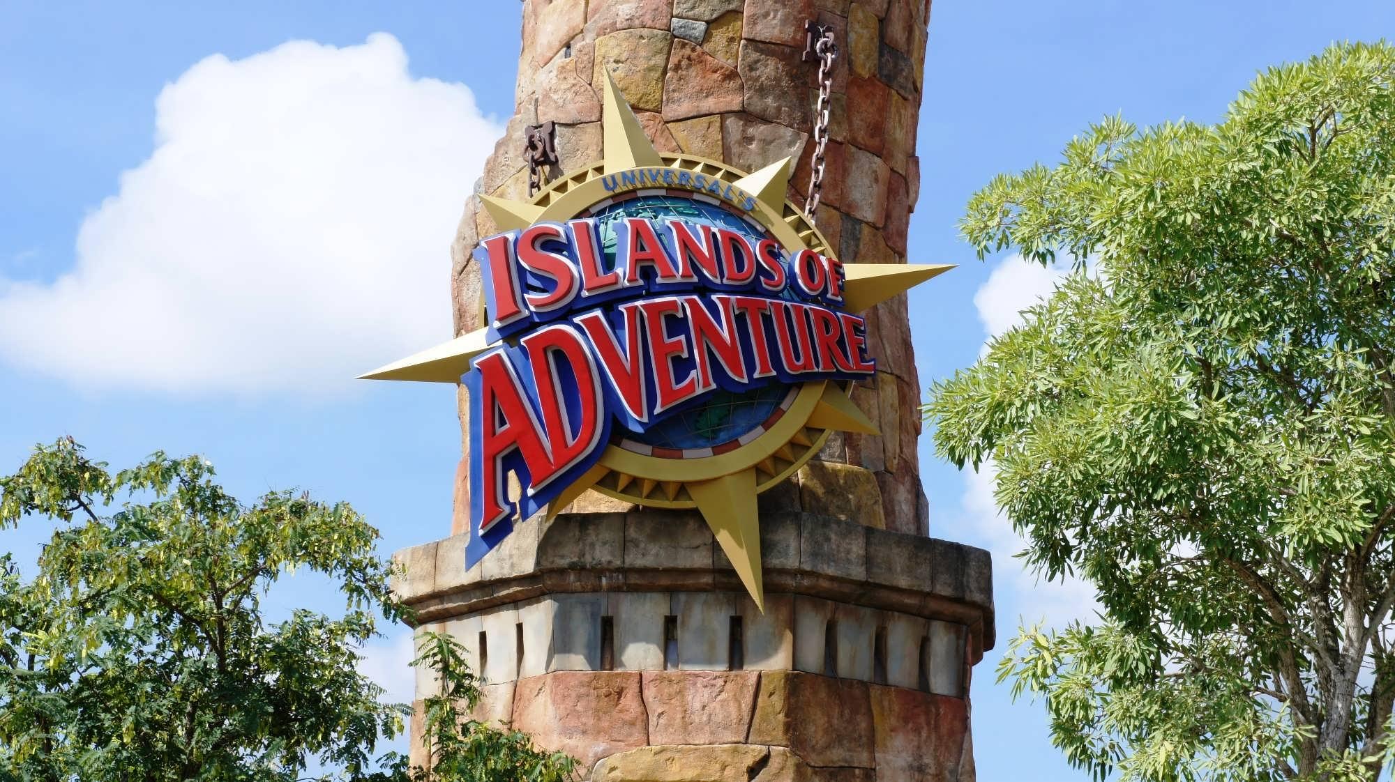 Universal Studios Islands Of Adventures Florida