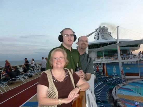 Royal Caribbean's Independence of the Seas.
