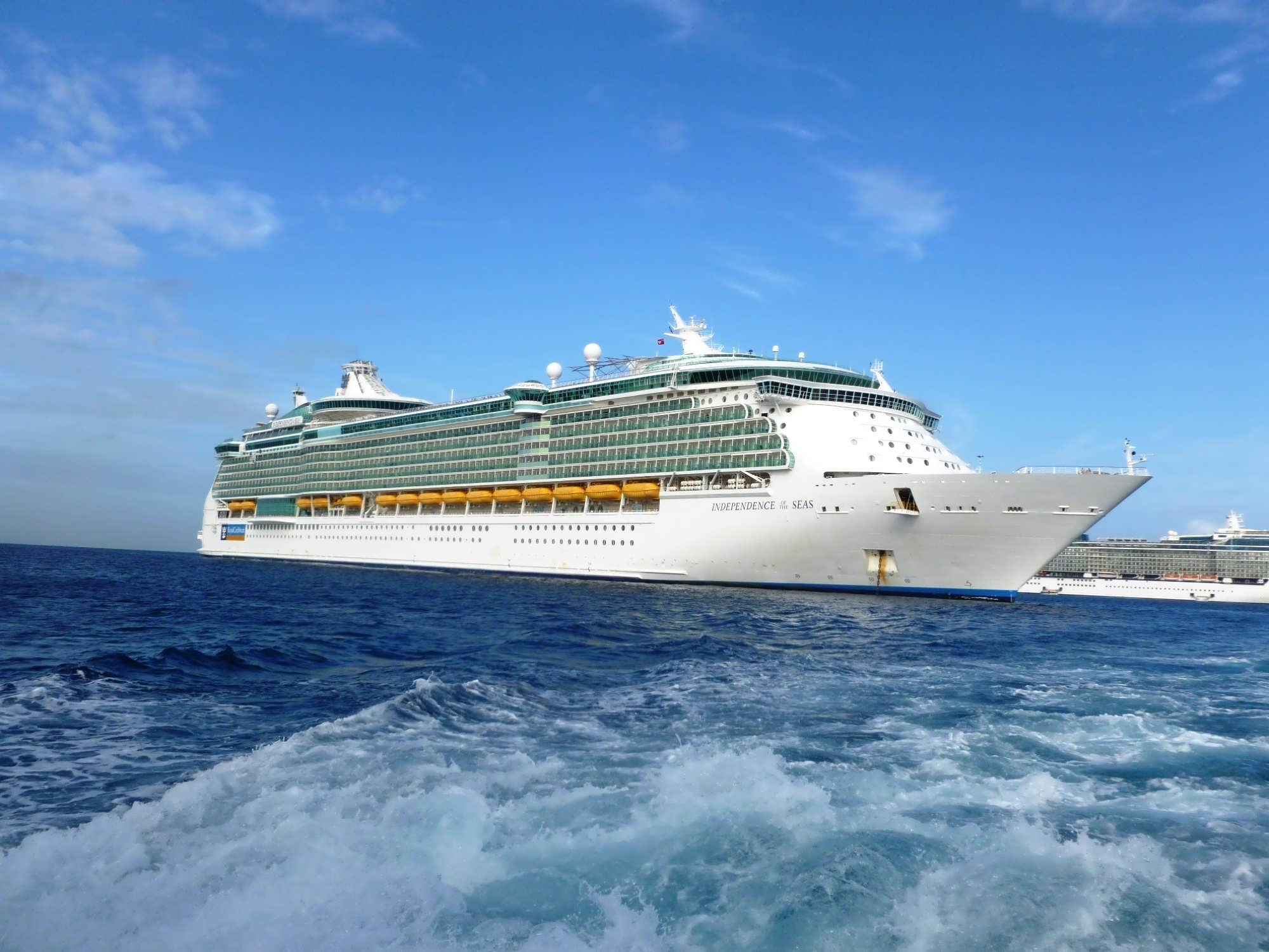 Royal Caribbean S Independence Of The Seas Our Cruise