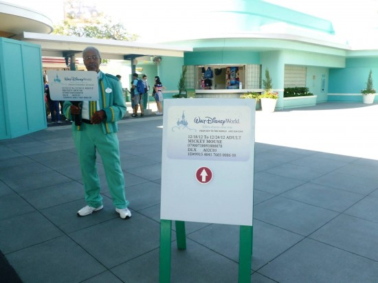 Disney's Hollywood Studios trip report - January 2013.