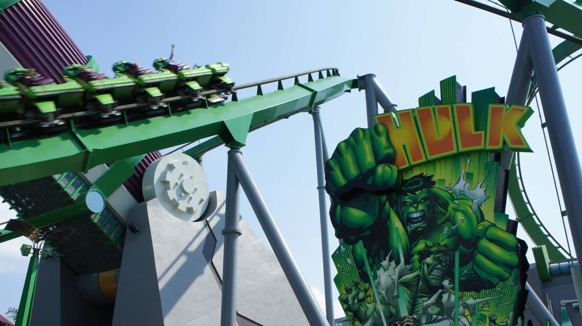 Why Universal S Roller Coasters Are The Best