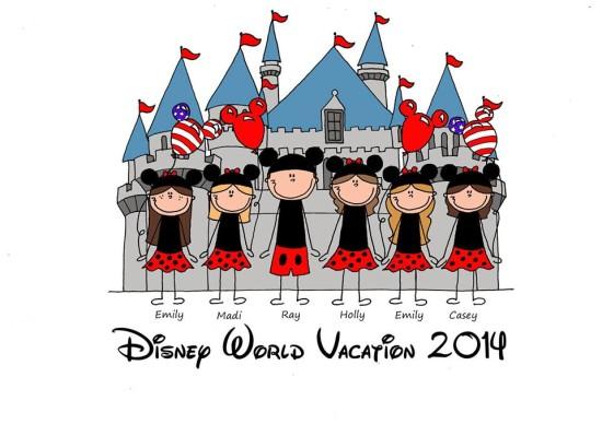 World Disney World 2014 - JeniMadeIt.