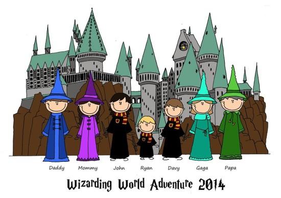 Wizarding World of Harry Potter 2014 - JeniMadeIt.