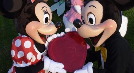 """True Love Week"" at Disney World."