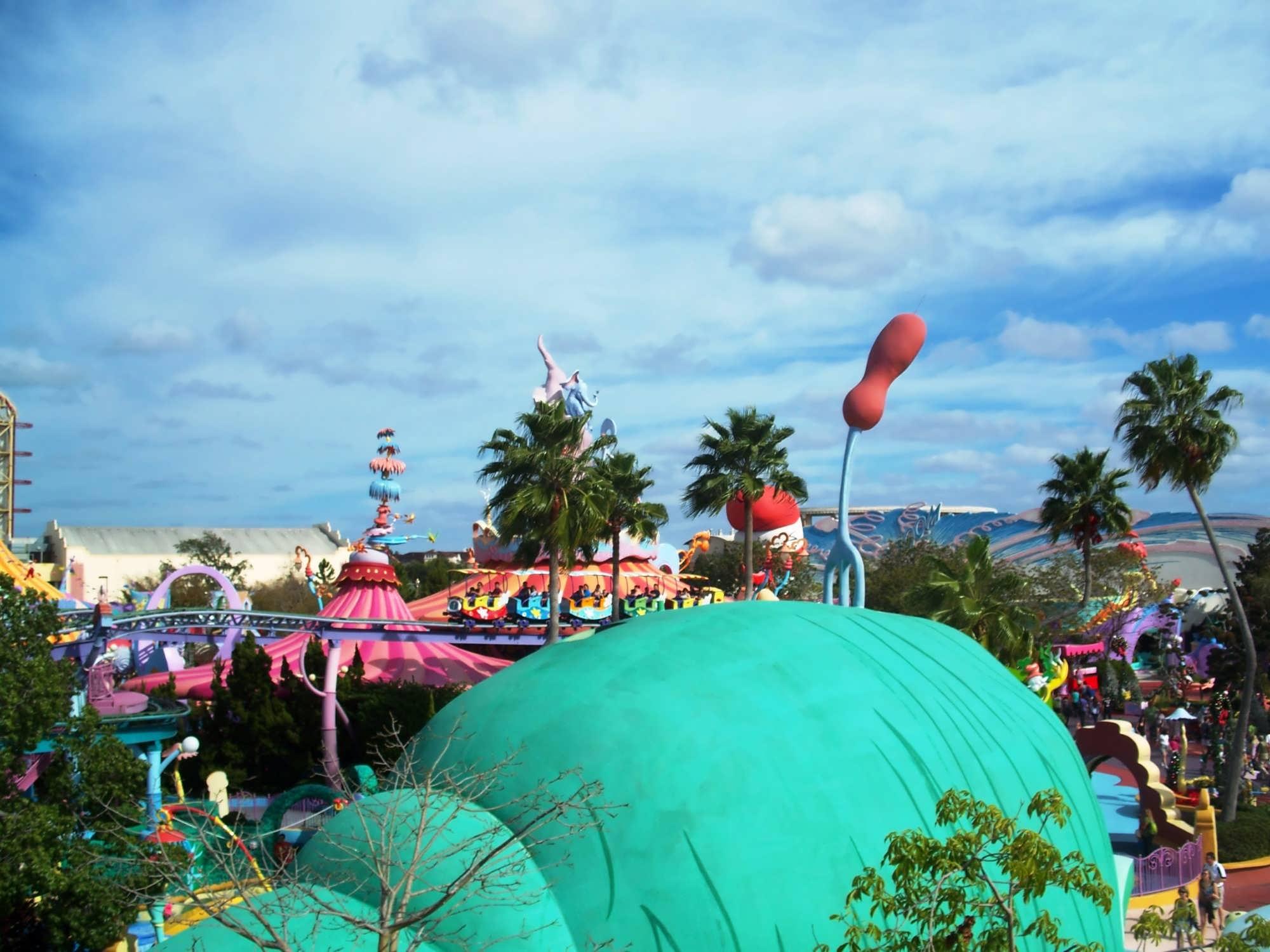 6 best photo spots at Islands of Adventure