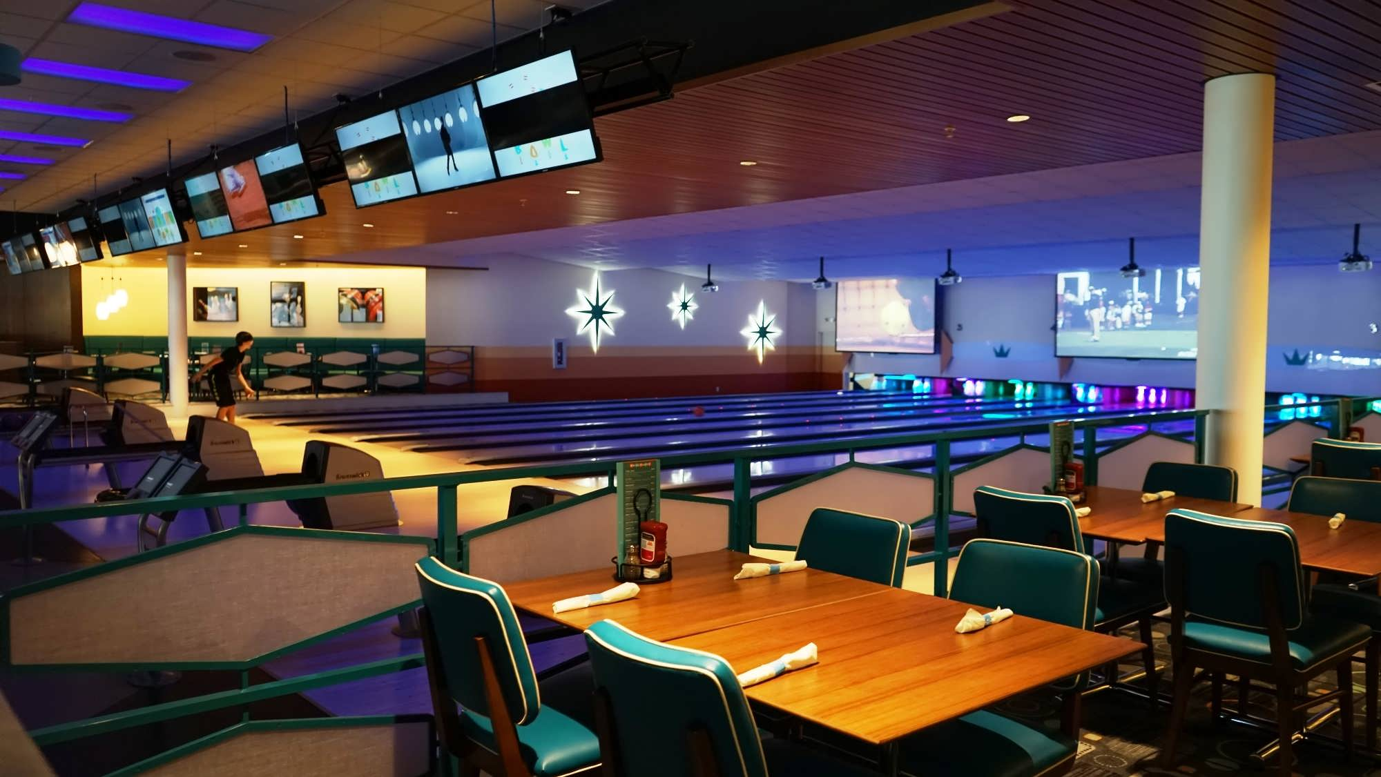 Galaxy Bowl at Cabana Bay Beach Resort