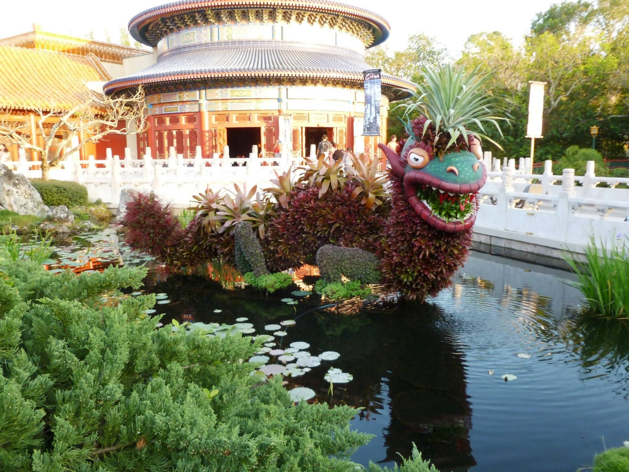 2013 Epcot International Flower Garden Festival Trip Report Includes Over 100 Images